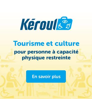 Publicité de Kéroul