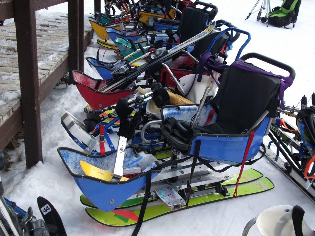 Le ski adapté pour les personnes handicapées