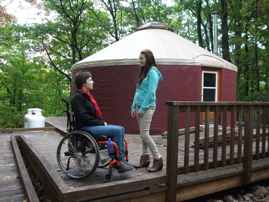 Campings accessibles