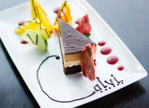 Gâteau au chocolat du Calvi