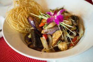 Assiette du Sukho Thai