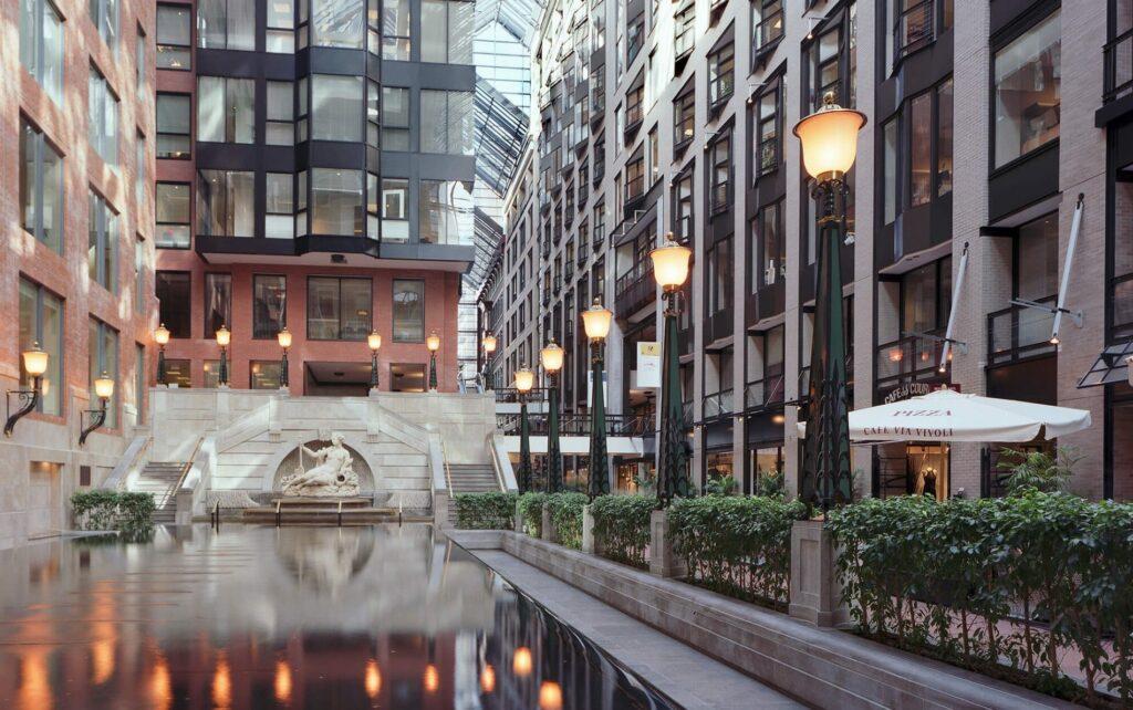 Centre du commerce mondial